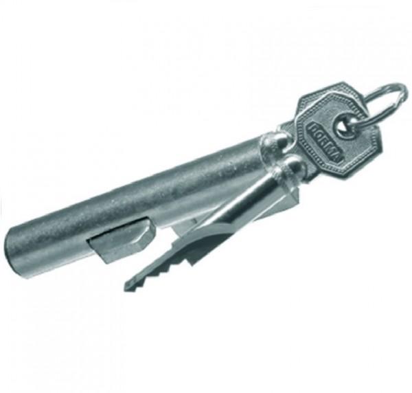 Honeywell DLF Einsteckzylinder und Schlüssel einzelschließend, 022993