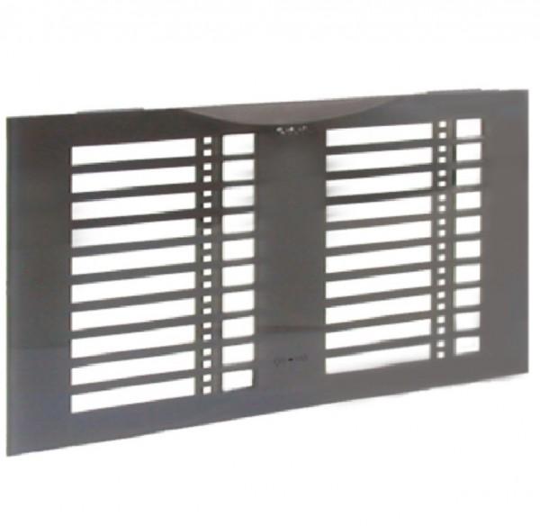 Honeywell LED Frontplatte, grau, 013012