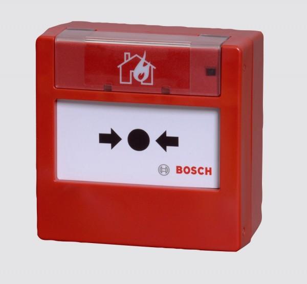 BOSCH FMC-300RW-GSGRD, Handfeuermelder rot mit Glasscheibe