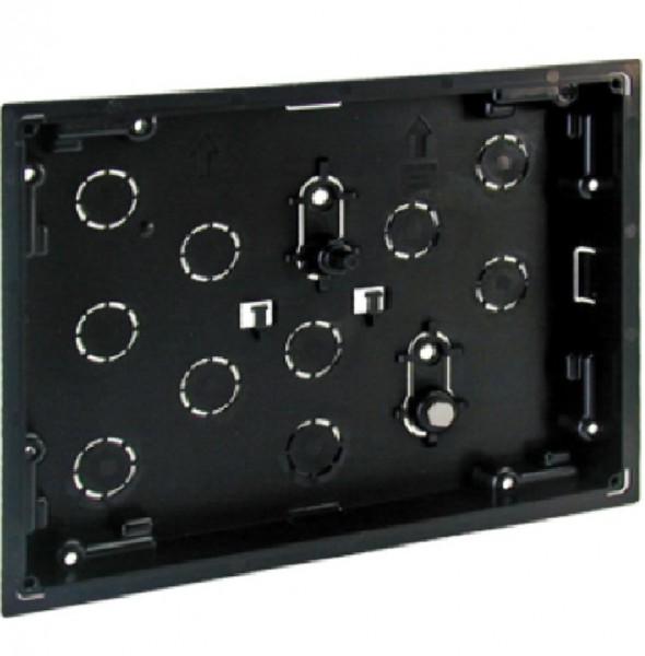 Honeywell 013048, uP Einbaudose f. MB-Secure-Bedienteil, schwarz