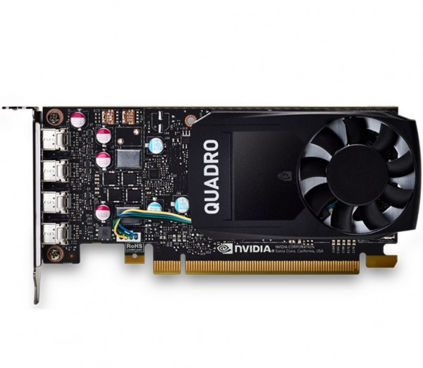 BOSCH MHW-AWGC-P600, NVIDIA Quadro P600 2GB Grafikkarte