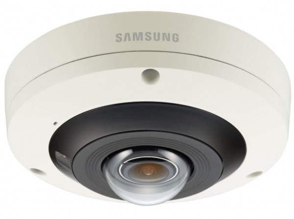 "Hanwha Techwin 1/1,7"" 360° IP-Dome 4K, PNF-9010RVMP"