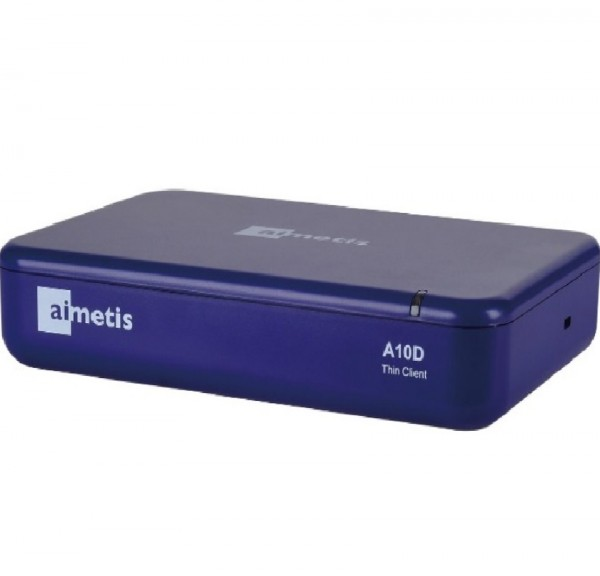 aimetis AIM-A10D, Thin Client Linux-basiert