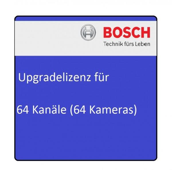 BOSCH Upgradelizenz um 64 Kanäle für DIVAR IP 6000/7000