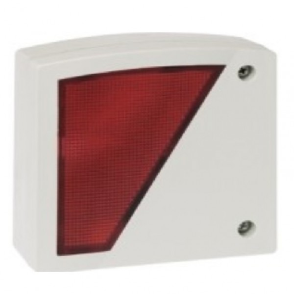 Honeywell Innen-Blinkleuchte rot BUS-1 Anschluss, 042235.17