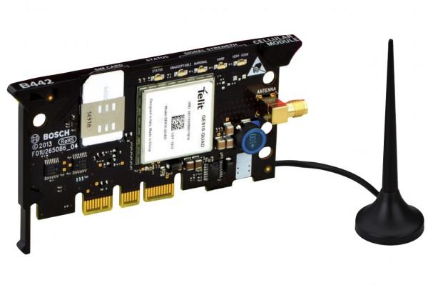 BOSCH B442, steckbares Conettix GPRS Mobilfunk