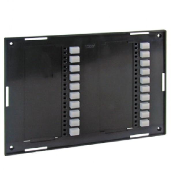 Honeywell LED Fronteinheit inkl Elektronik, schwarz, 013015