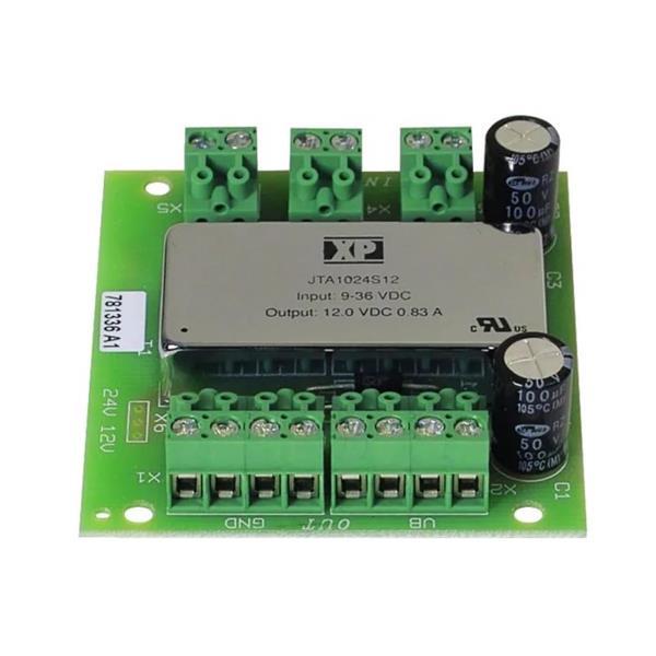 ESSER 781337, Spannungskonverter Ausgangsspannung 24 V DC
