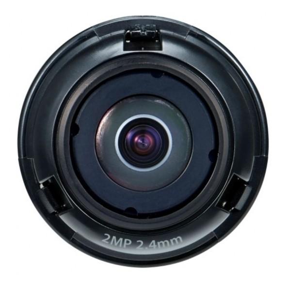 "Hanwha Techwin SLA-2M2400D, 1/2,8"" Sensor-/Objektiveinheit"