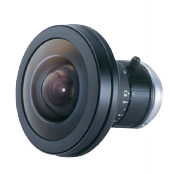 """FUJINON FE185C057HA-1, 2/3"""" Fish-Eye Objektiv 1,8 mm"""