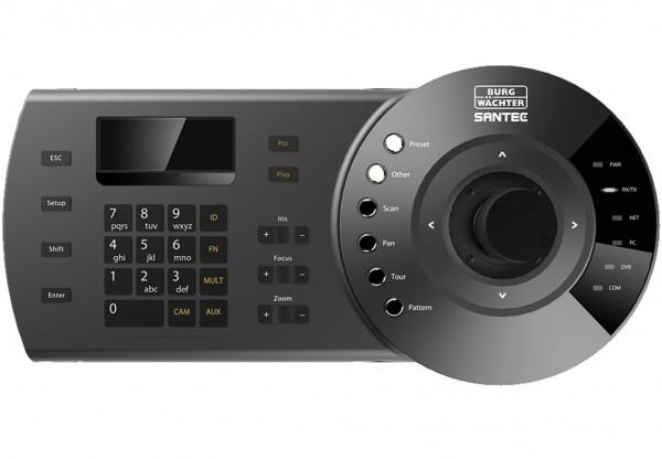 SANTEC KSC-USB-NET, Tastatur für die Steuerung von Rekordern/Kameras