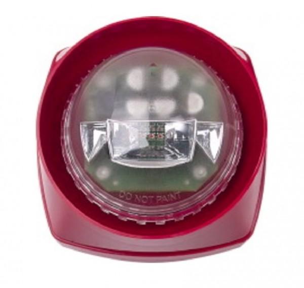 ESSER 807214RR, optischer Alarmgeber IQ8Alarm, roter Blitz