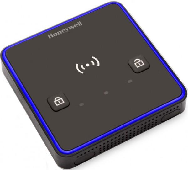 Honeywell luminAXS mifare DESFire Leser RS-485, Clock/Data,2 Tasten, 027915