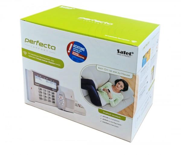 SATEL PERFECTA-Comfort LTE, Funk-Einbruchmeldeanlage
