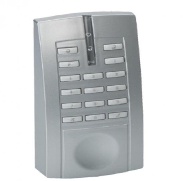 """Honeywell 026421.10, proX2-Kartenleser """"Accentic"""" mit Tastatur"""
