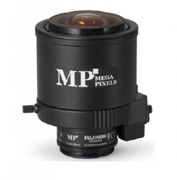 "FUJINON 1/3"" Megapixel-Objektiv 2,8-12 mm YV4.3X2.8SA-2"