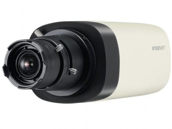 """Hanwha Techwin QNB-7000, 1/3"""" Netzwerk Box Kamera 4MP"""