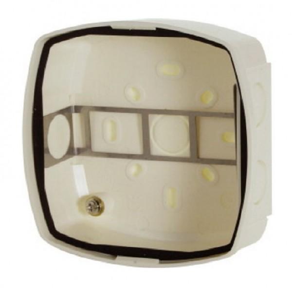 ESSER Alarmgeber-Sockel IP 65 weiß, 806201