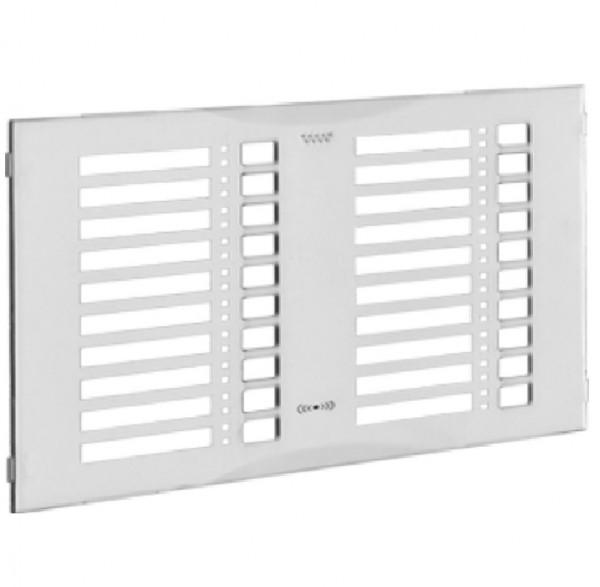 Honeywell 013016 LED Frontplatte, farblos