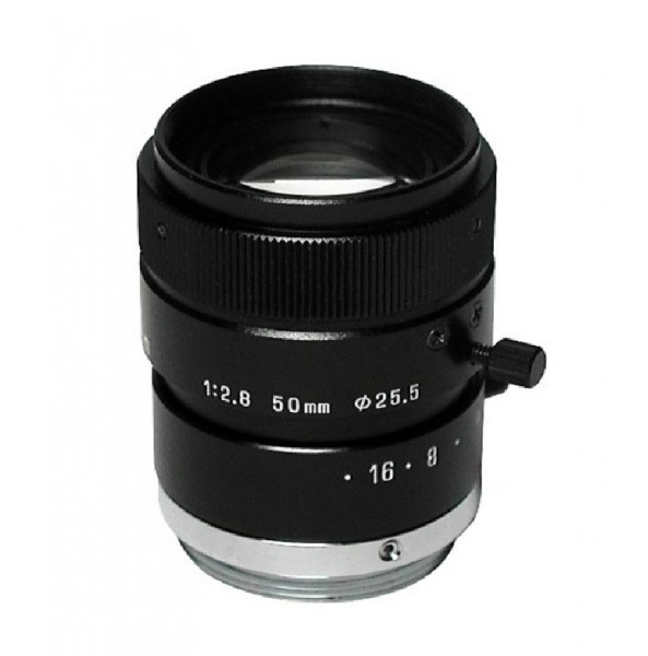 "TAMRON 21HC, 2/3"" Megapixel-Objektiv 50 mm"