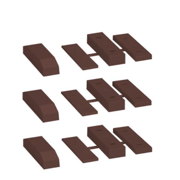 Honeywell Magnet im Aufbaugehäuse braun, 082415