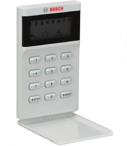 BOSCH IUI-AMAX-LCD8, AMAX LCD-Bedienteil 8 Gruppen