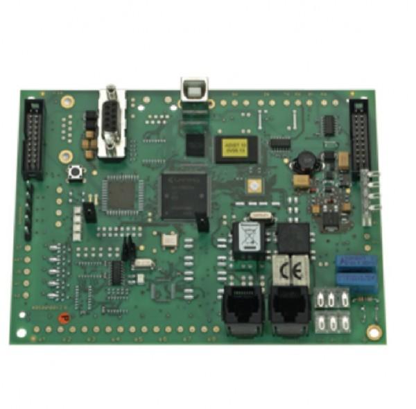Honeywell 057871.20, ISDN-Übertragungsgerät mit AWAG-Funktion DS 9500
