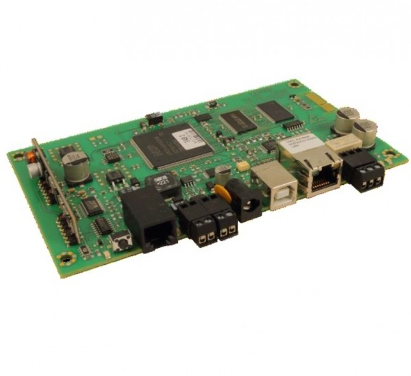ASL-Ademco PCB, VdS-IP Konverter