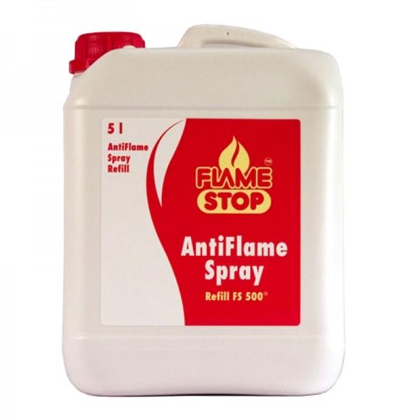 FlameStop FS-500, AntiFlame-Imprägniermittel, Nachfüllpack 5 l