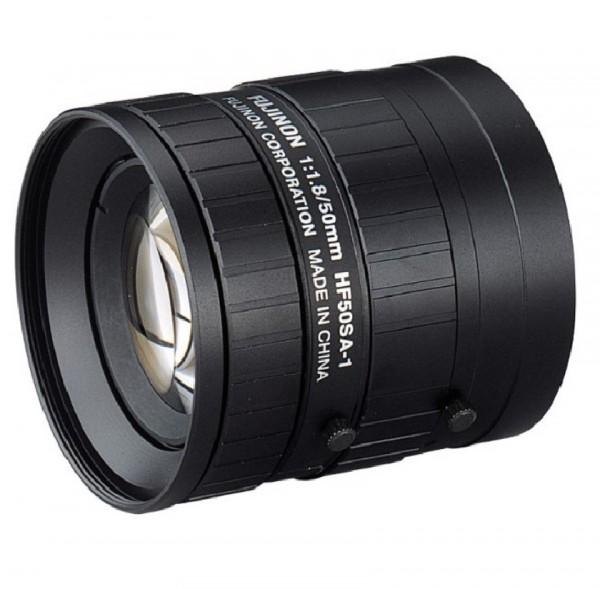 "FUJINON 2/3"" Megapixel-Objektiv 50 mm HF50SA-1"
