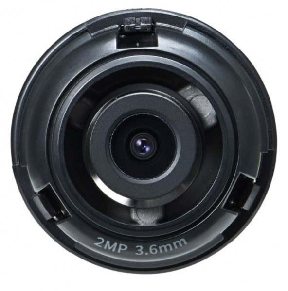 "Hanwha Techwin SLA-2M3600D, 1/2,8"" Sensor-/Objektiveinheit"