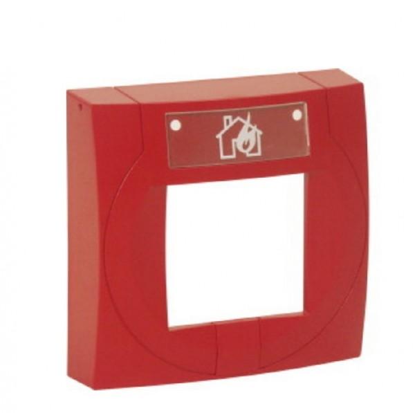 ESSER rotes Gehäuse für kleines MCP Elektronikmodul, 704950