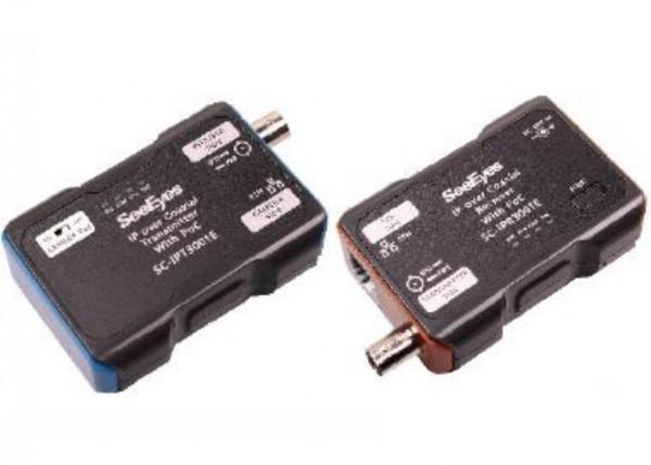 SeeEyes Medienkonverter, 1 Kanal Ethernet SC-IPC3001E