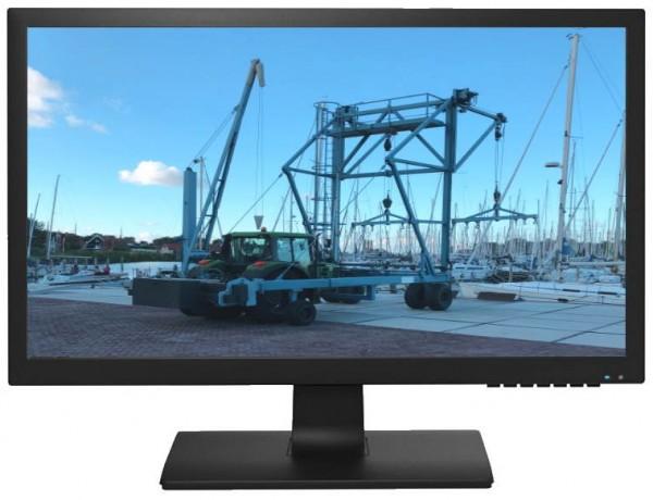 "SANTEC BWML-2712H, 27"" (68,5cm) 6in1 Video-Monitor"
