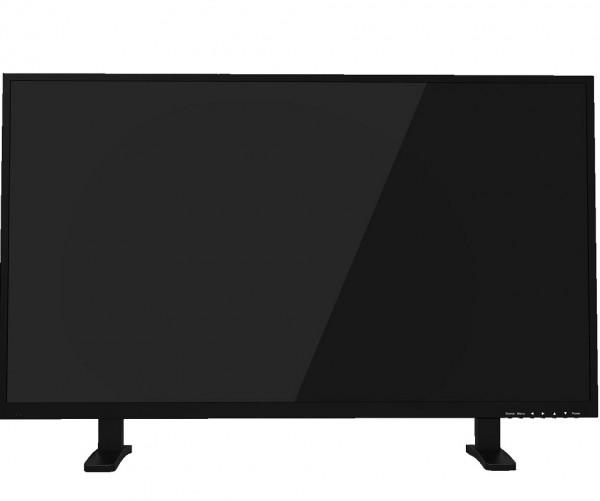 "SANTEC SML-4322Q, 43"" (106,7cm) 4K-Metall-Monitor"
