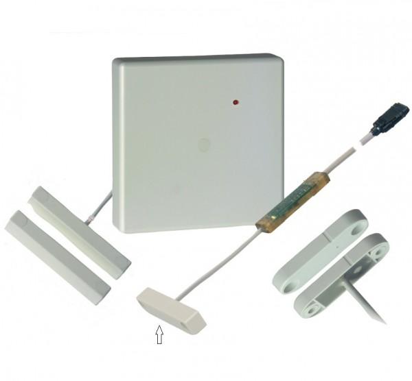 Honeywell 032221.17, IDENTLOC Öffnungssensor für Fenstermelder