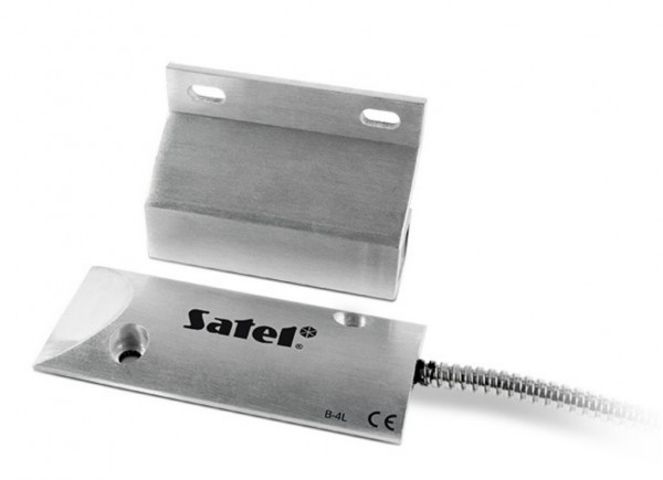 SATEL B-4L, Rolltormagnetkontakt Aluminium