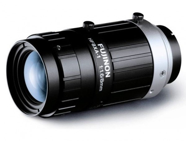 "FUJINON HF6XA-5M, 2/3"" 5 MP-Objektiv 6 mm"