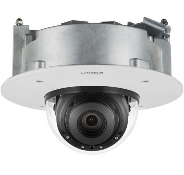 """Hanwha Techwin XND-8081RF, 1/1,8"""" Netzwerk-Kamera IR-Dome Einbau"""