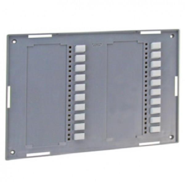 Honeywell LED Fronteinheit inkl Elektronik, grau, 013013