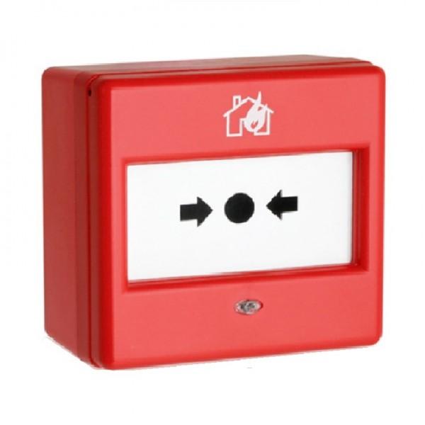 SATEL ROP-101, Brand-Handmelder für Außenbereich
