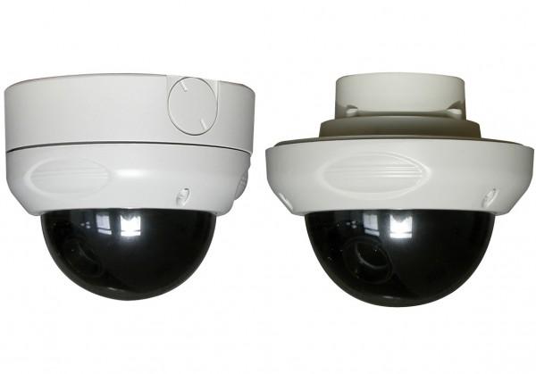 """SANTEC VCHD-4322IR, 1/3"""" HD-SDI IR-Kuppelkamera IK10"""