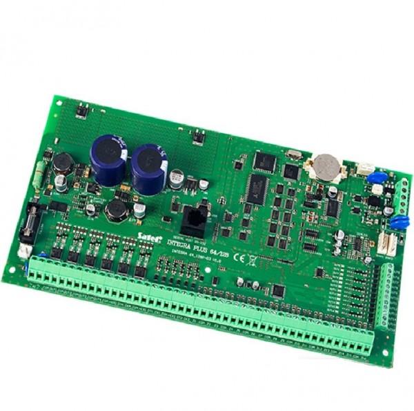 SATEL INTEGRA-128 Plus PCB, Zentralenplatine