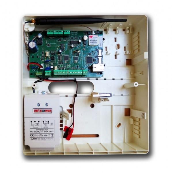 SATEL VERSA Plus, Hybrid-Gefahrenmeldezentrale