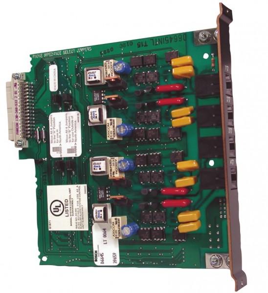 BOSCH D6645, Conettix Telefonnetz-Anschlussmodul