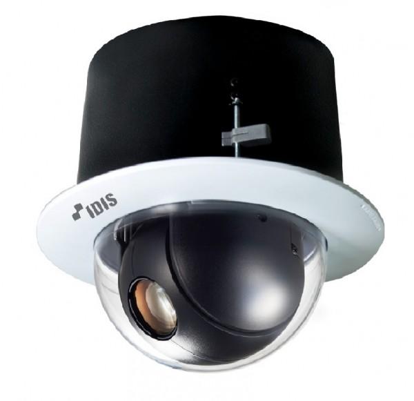 "IDIS 1/2.8"" Netzwerk Dome PTZ Kamera DC-S1283FX"