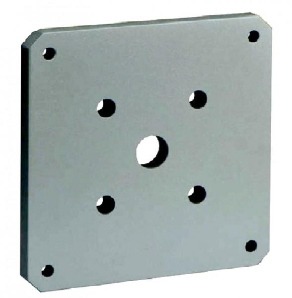 BOSCH MIC-SPR-MG, Wandmontageplatte Spreizplatte grau