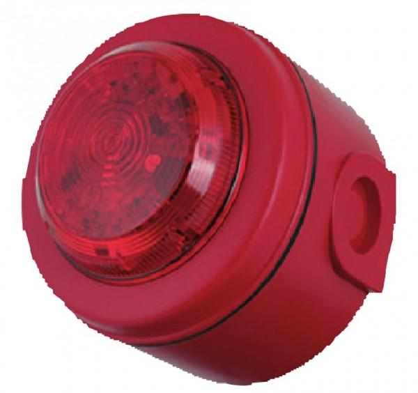 BOSCH FNM-320LED-SRD, Akust./opt. Signalgeber mit LED rot