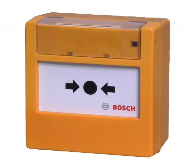 BOSCH FMC-300RW-GSGYE, Handfeuermelder gelb + Glasscheibe