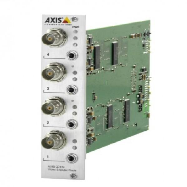 AXIS Q7414 10PCS, Video Netzwerk Server Karte 10 St.
